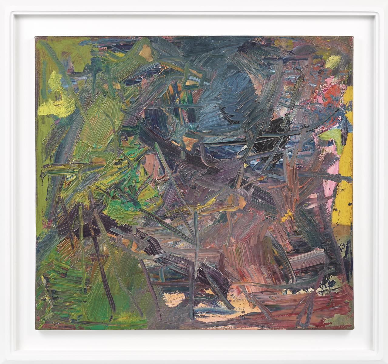 Gerhard Richter於1978年的《抽象畫432-4》,估價約1,57...