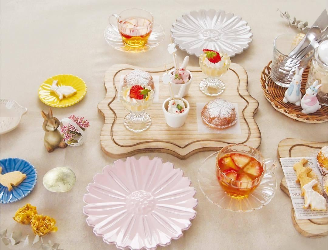 NATURAL KITCHEN春季限定器皿、木盤,售價50~250元不等。圖/N...