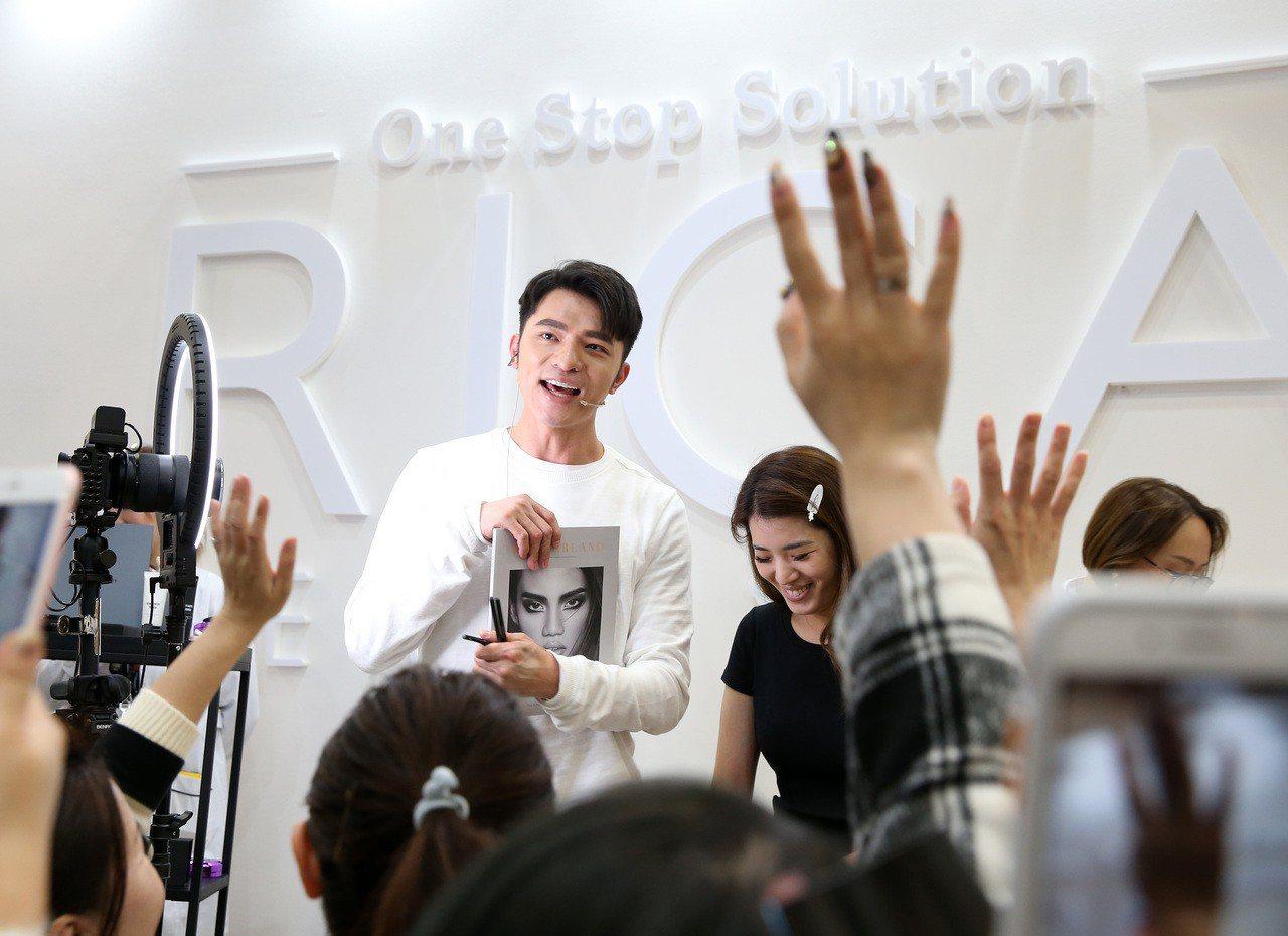 2019春夏國際美容化妝品展熱鬧登場,「RICA Beauty Lab熱蠟玩美實...