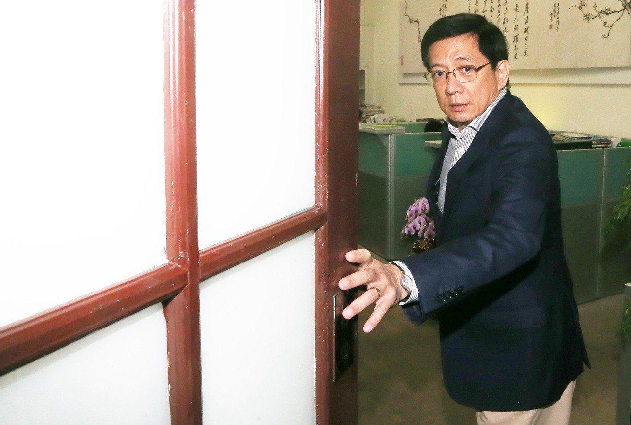 台大校長管中閔。 聯合報系資料照片/記者胡經周攝影