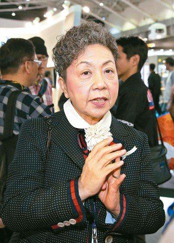 巨大董事長杜綉珍