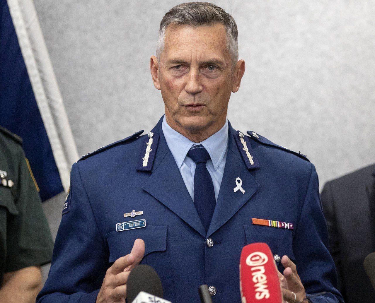 小鎮警察英勇過人,36分鐘逮捕紐西蘭槍擊案嫌犯。 美聯社