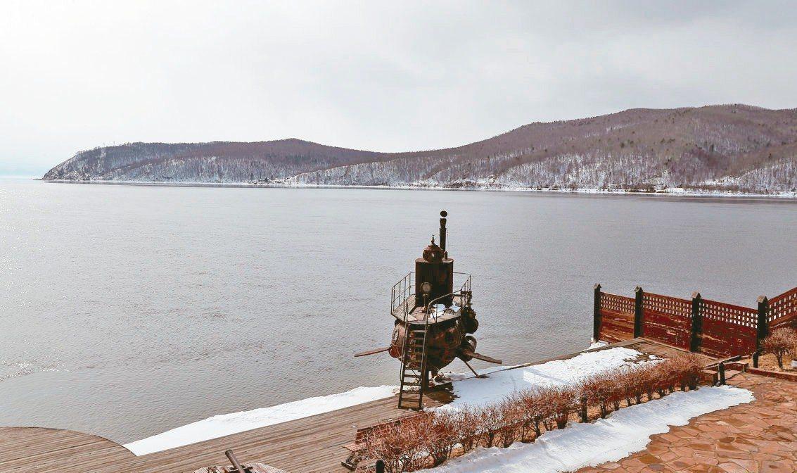 俄羅斯貝加爾湖。 路透