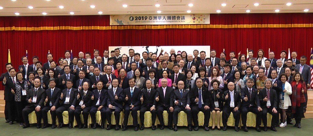 有30多年歷史亞洲華人團體會議是促進亞洲華人橫向聯繫,擴大亞洲友臺網絡的重要平台...