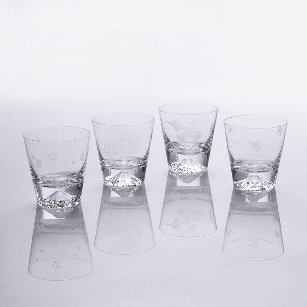 圖/富士山四季杯,1組4入,抽1位。截至 KIRIN 麒麟一番搾り啤酒 粉專