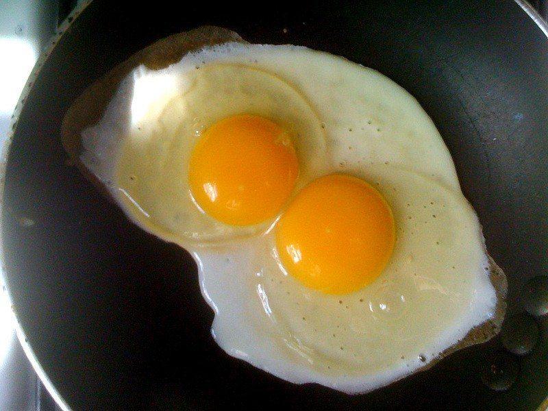 雞蛋對於人體的影響好壞,在多年的研究中持續有爭議。(Photo on flick...