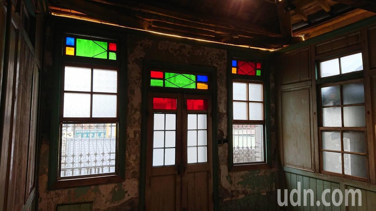 適當修繕後,老房子維持美麗外觀。記者卜敏正/攝影