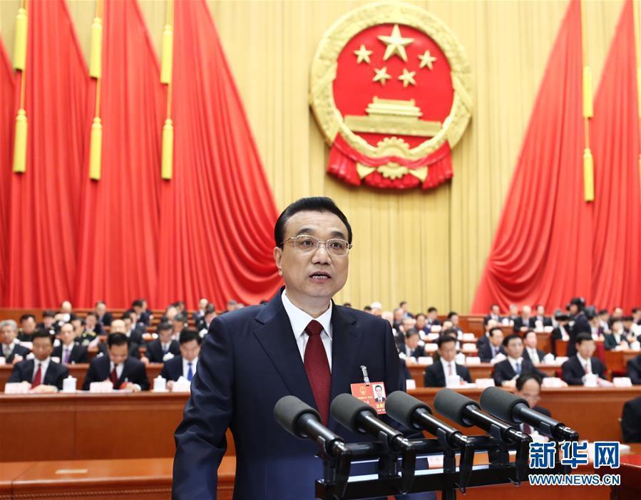 中共國務院總理李克強。新華社