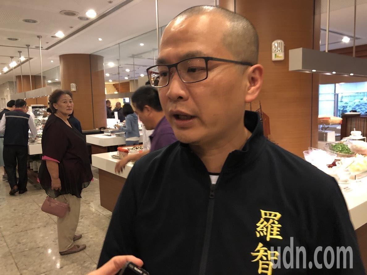 台北市議員羅智強。報系資料照。
