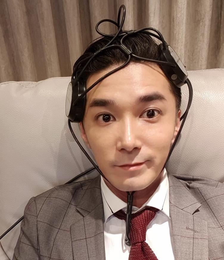 中天主播王又正反擊東森記者指控。圖/摘自FB