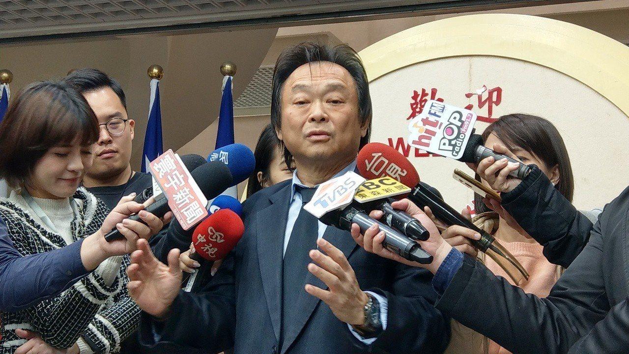 台北市議員王世堅。記者楊正海╱攝影
