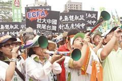 假訊息… 馬政府也被整過 韓國瑜批綠雙重標準