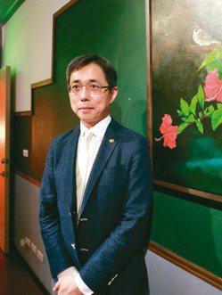 三商家購董事總經理邱光隆 記者何秀玲/攝影