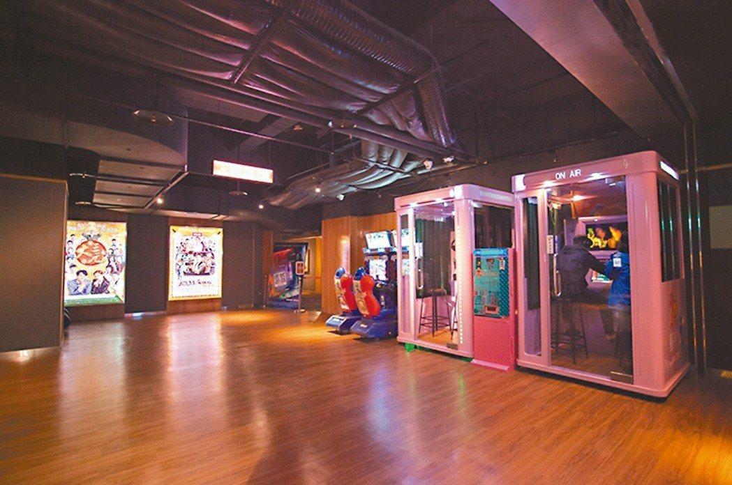 永和唯一電影院「喜樂時代影城永和比漾店」日前於比漾廣場4樓開幕。 圖/何秀玲、比...