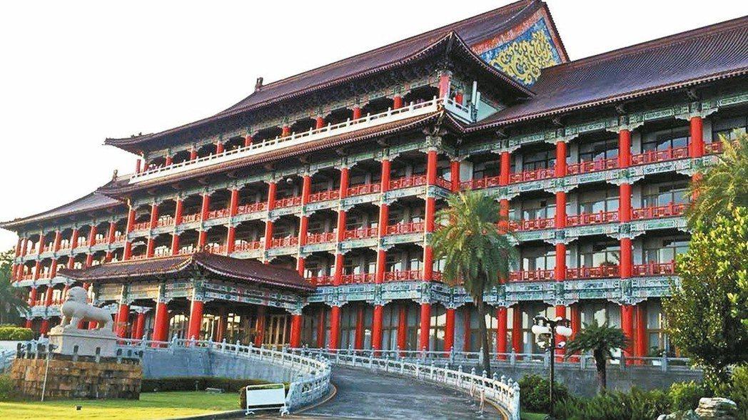 圓山飯店。 報系資料照