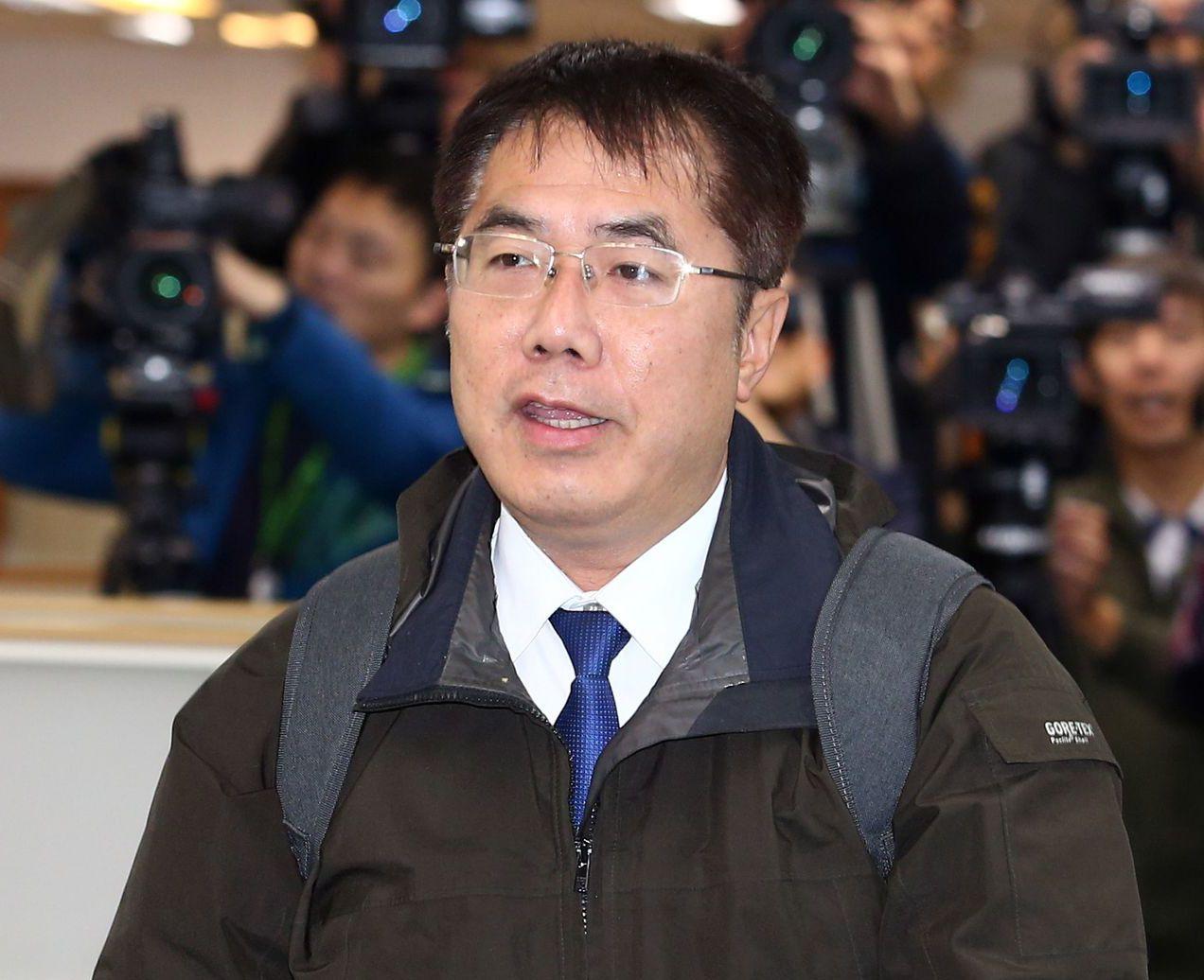 台南市長黃偉哲。 聯合報系資料照片/記者杜建重攝影