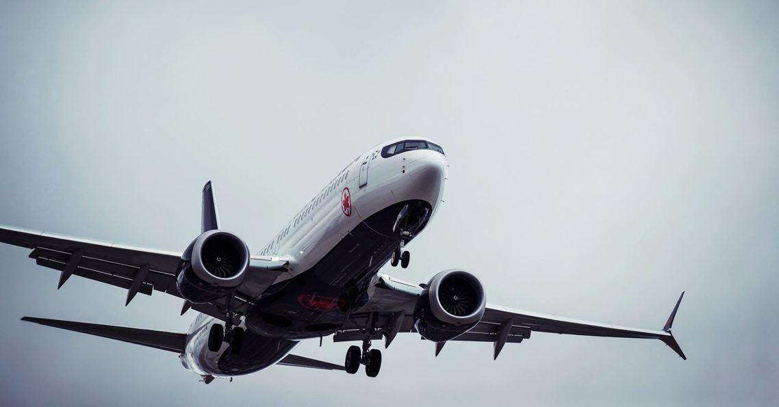 「波音公司並沒有即時修正737 Max機種的致命缺陷。」圖為波音737 Max示...