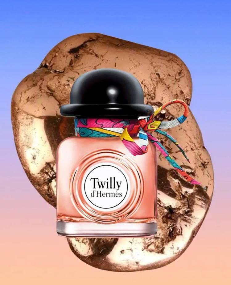 愛馬仕目前有香氛和沐浴產品。圖/擷自instagram