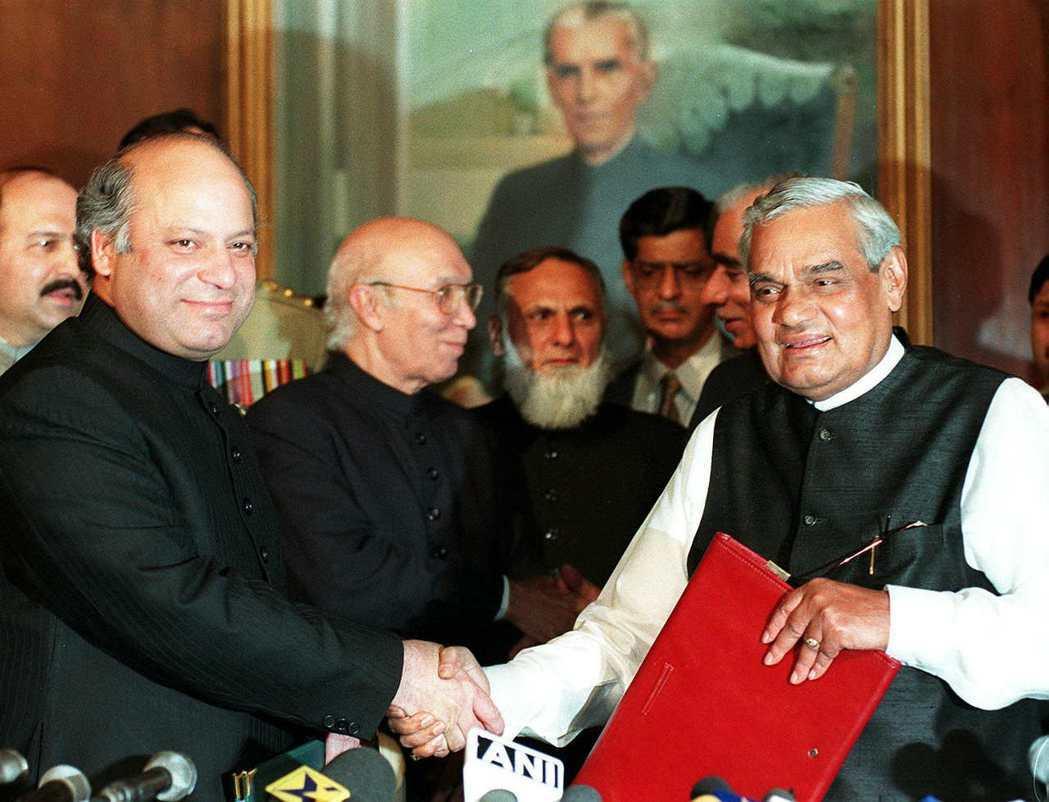 印巴各自建國至今逾70年,歷經大小戰役、武裝衝突難以計數,兩國也曾經締結各種協議...