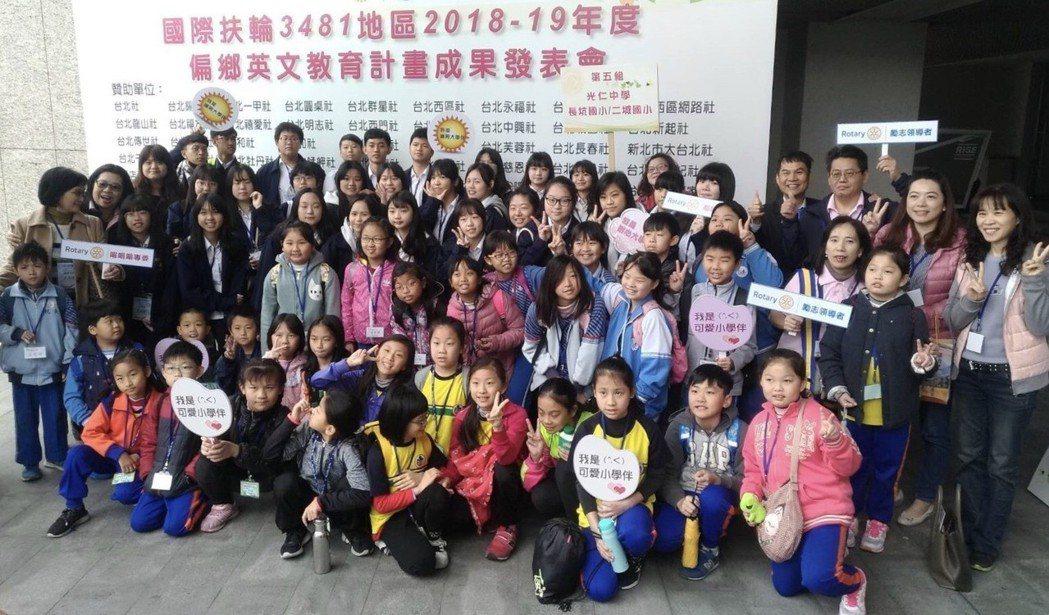 為增進台灣學生軟實力在國際舞台發光發熱,國際扶輪3481地區於3月16日在臺北市...