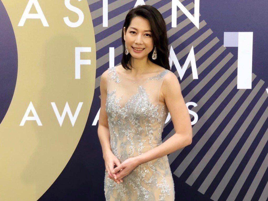 丁寧以「幸福城市」入圍「第13屆亞洲電影大獎」女配角。圖/齊石提供