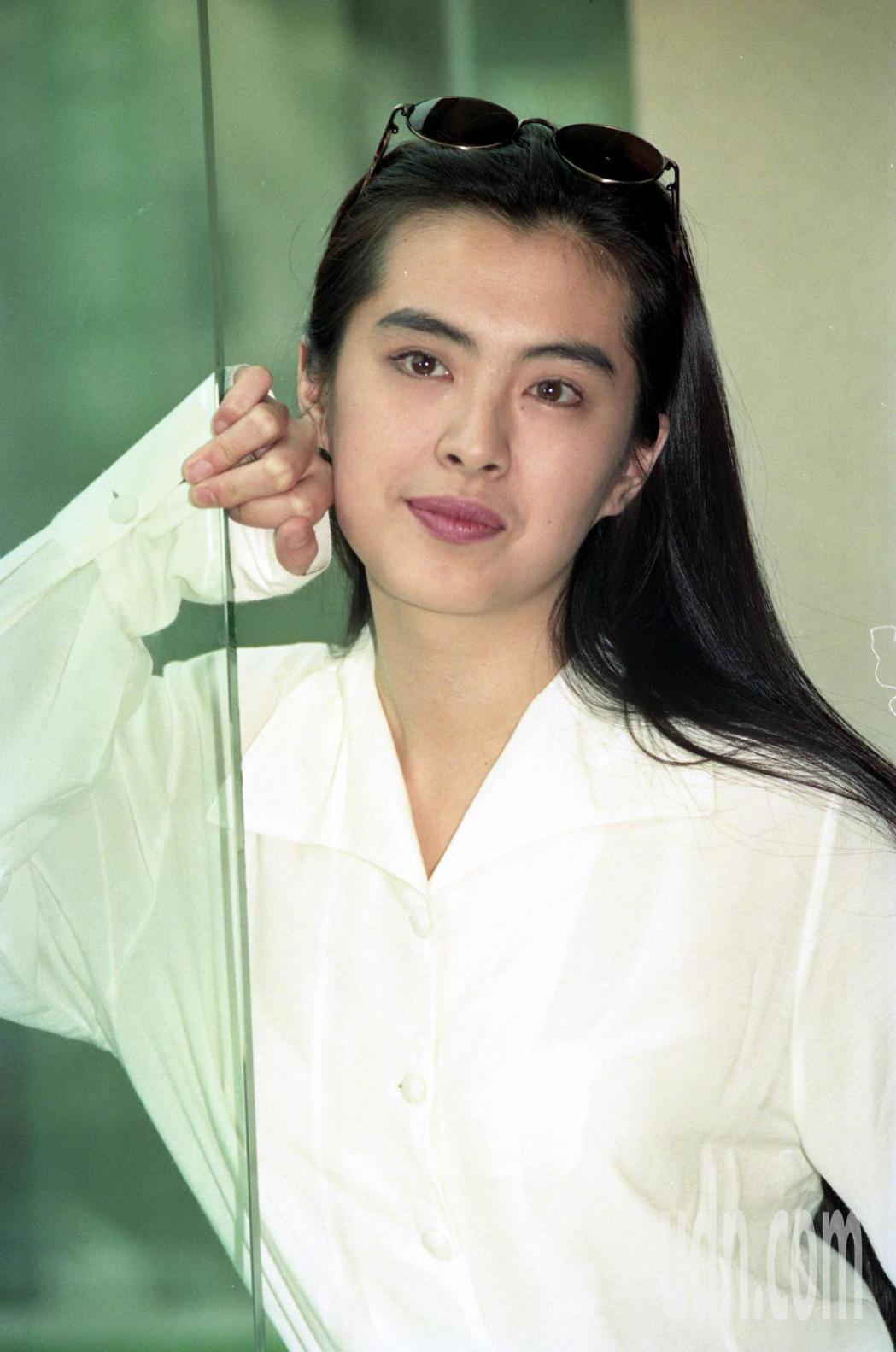 王祖賢怎麼打扮都很自然。圖/聯合報系資料照