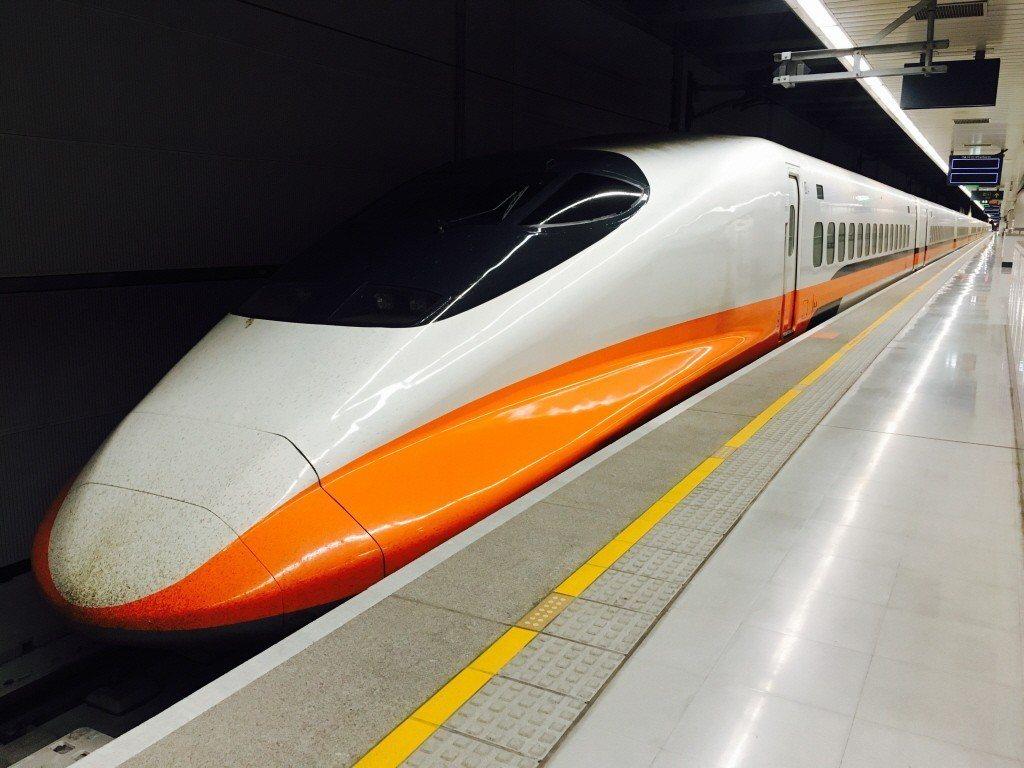 台灣高鐵。 聯合報系資料照片/記者吳姿賢攝影