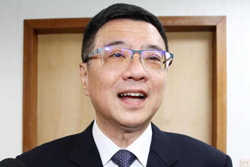 民進黨主席卓榮泰。 聯合報系資料照片/記者杜建重攝影
