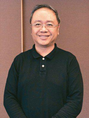 微星行銷總監程惠正 記者蕭君暉/攝影