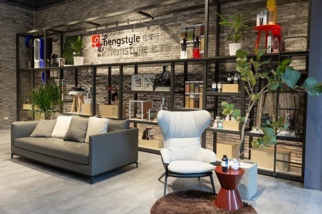 恆隆行通路品牌hengstyle營造居家情境,讓產品自己說故事。 圖片來源:吳宙...