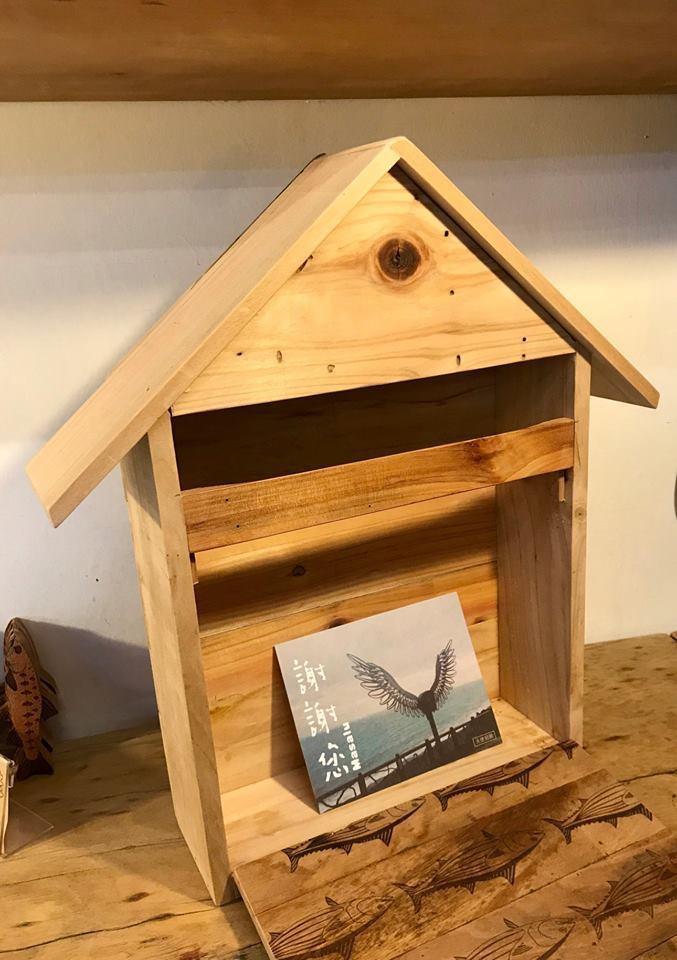 圖/手工信箱。截自向陽薪傳木工坊 粉絲頁。