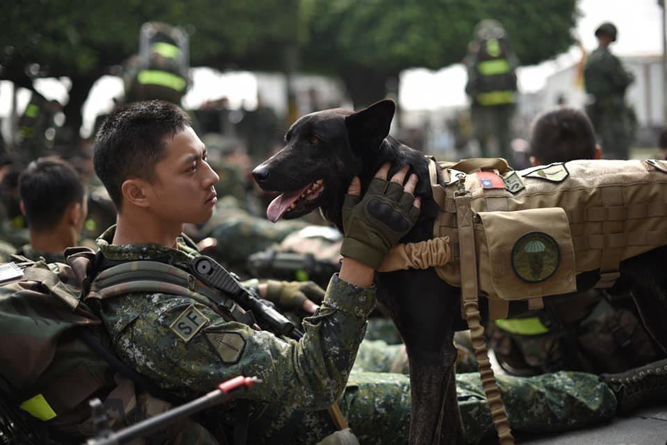 圖片來源/中華民國陸軍司令部粉專