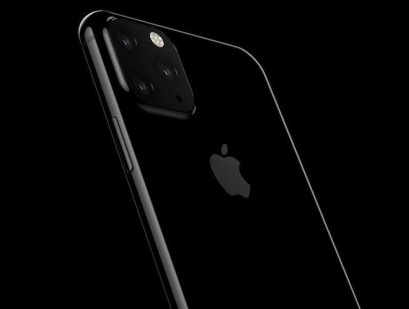 大陸蘋果供應鏈爆料,新款iPhone XS Max會升級至三鏡頭,呈現正方形排列...