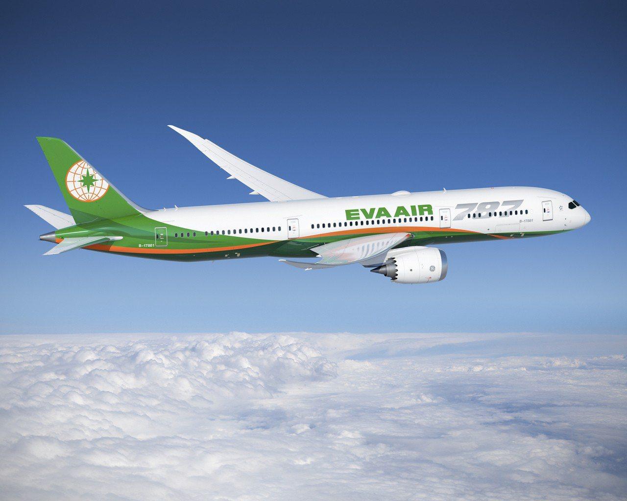 長榮航空董事長林寶水多次以「精品」形容波音787-9「夢想客機」。 圖/長榮提供
