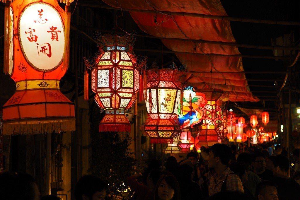 神農街 圖/ Flickr, by othree, CC License
