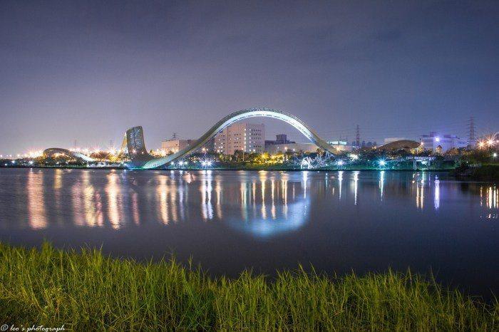南科迎曦湖 & 幾米公園 圖/Flickr, by Rong,Lee, CC L...