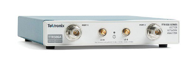 圖1 : 太克科技TTR500系列向量網路分析儀