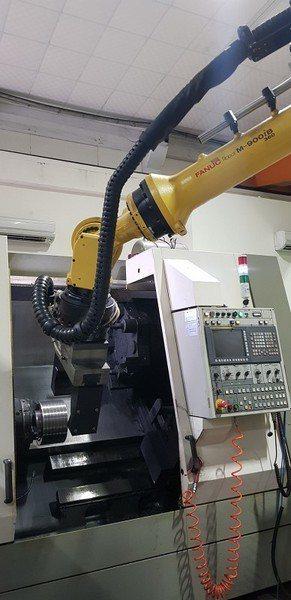 圖1 : 工具機是台灣少數完全自力發展技術的產業,其技術與德、日、義等國雖有落差...
