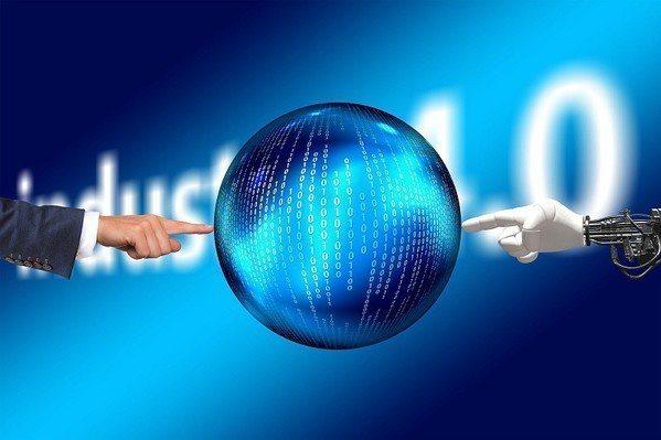 圖2 : 工業4.0掀起智慧製造浪潮,各國政府與廠商紛紛大舉投入。(source...