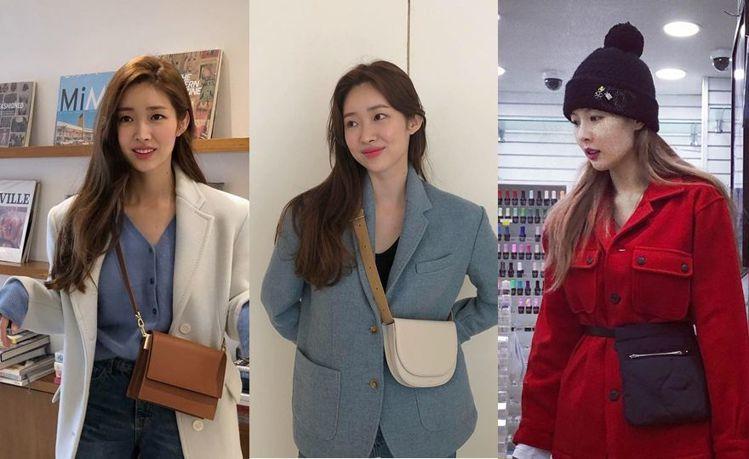圖/IG@ch_amii、hyunah_aa,Beauty美人圈提供