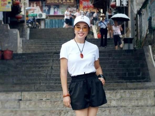 劉曉慶。圖/摘自微博