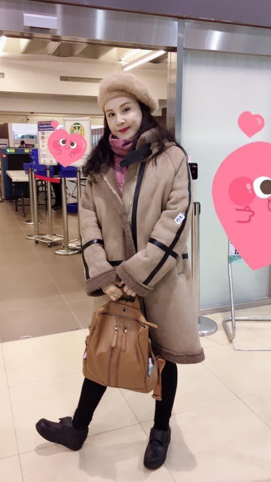 李如麟近日到東京、名古屋等地旅遊,生活過得愜意。圖/摘自臉書