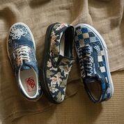 Vans以「 Japan Fabrics Collection」為主題,推出濃濃...