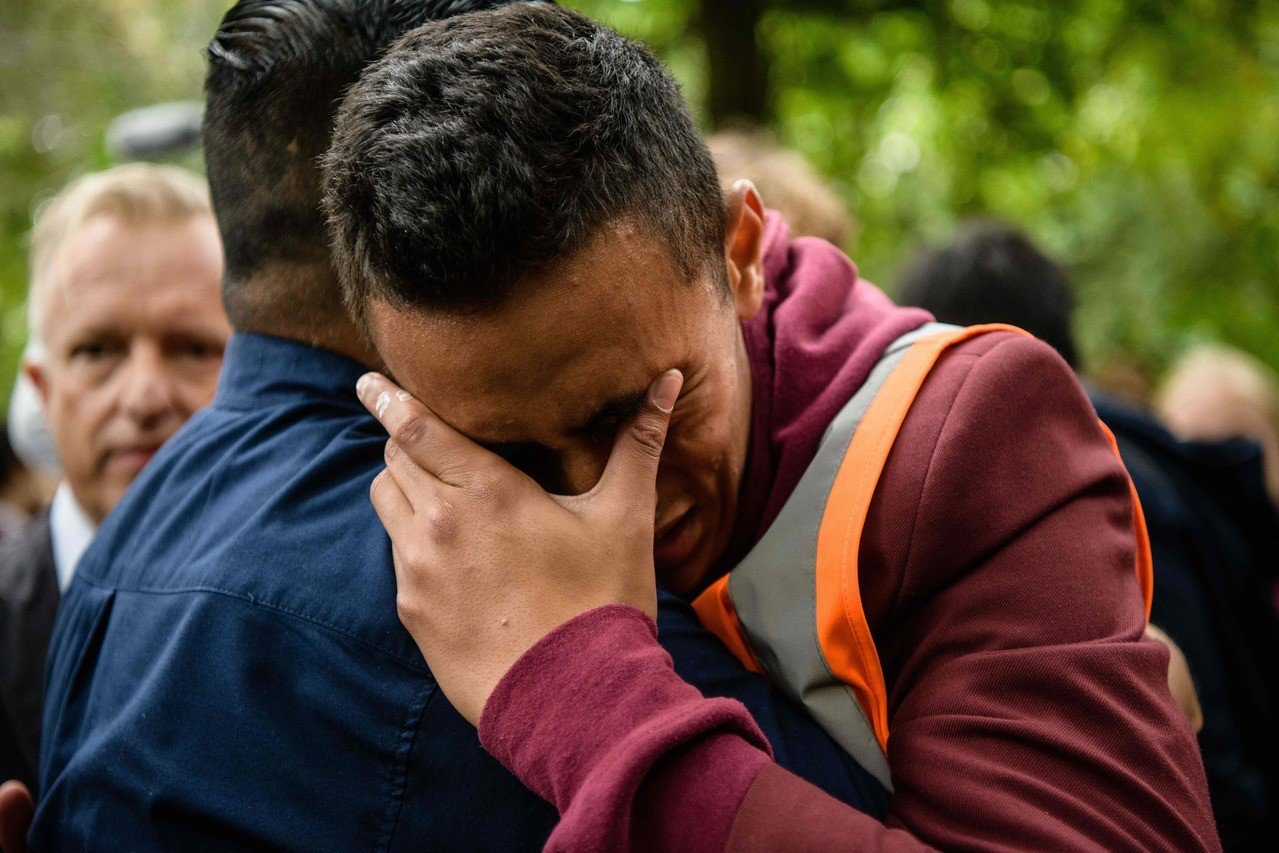 紐西蘭基督城 Facebook: 影/「我失去了摯友」基督城學生齊悼清真寺死者