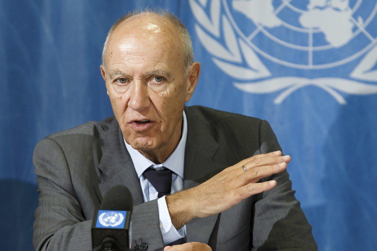 聯合國世界智慧財產權組織總幹事高銳說,全球創新活動從西方轉移到東方。(歐新社)
