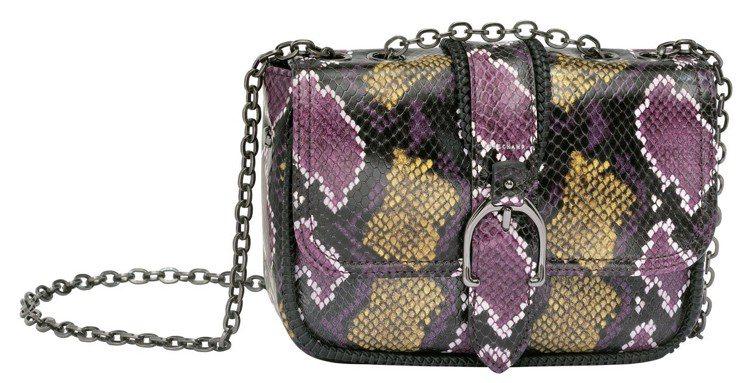 Amazone Python荷篷包(迷你),售價23,700元。圖/LONGCH...