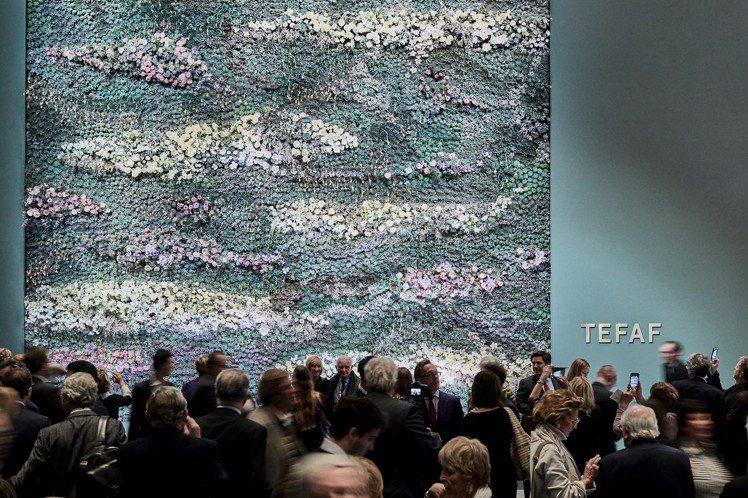 位於荷蘭馬斯垂克的TEFAF是最高端的藝術博覽會。圖╱Cindy Chao提供