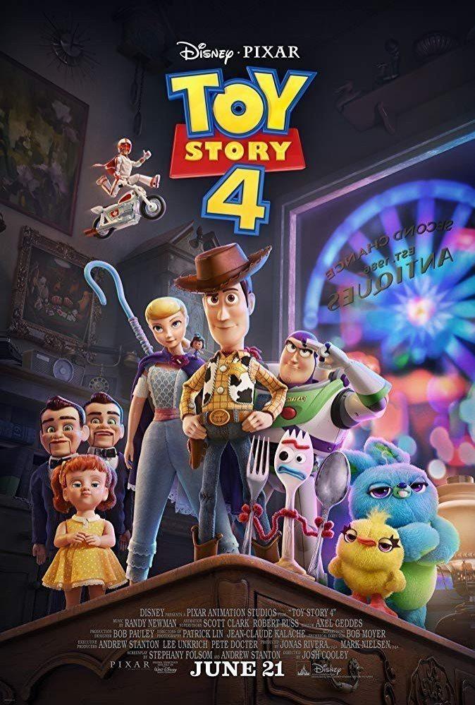 「玩具總動員4」預告釋出。圖/摘自IMDB