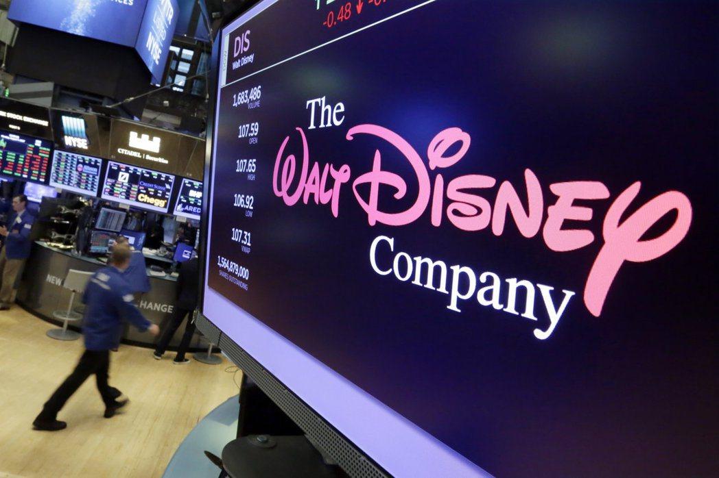 迪士尼宣布收購福斯。 圖/美聯社