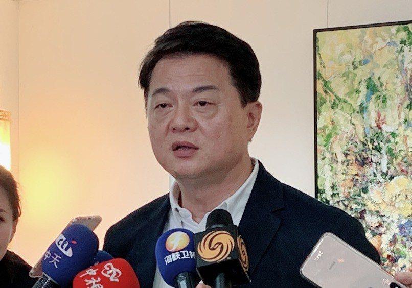前台北縣長周錫瑋有意參選國民黨總統初選。記者魏翊庭/攝影